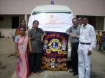 Eye Chackup Camp at Gauridad Primary School