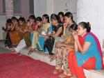 Navratri Celebration at Andh Mahila Vikas Gruh